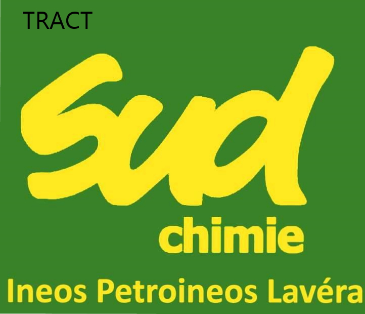Tract Sud Chimie Ineos Petroineos Lavera